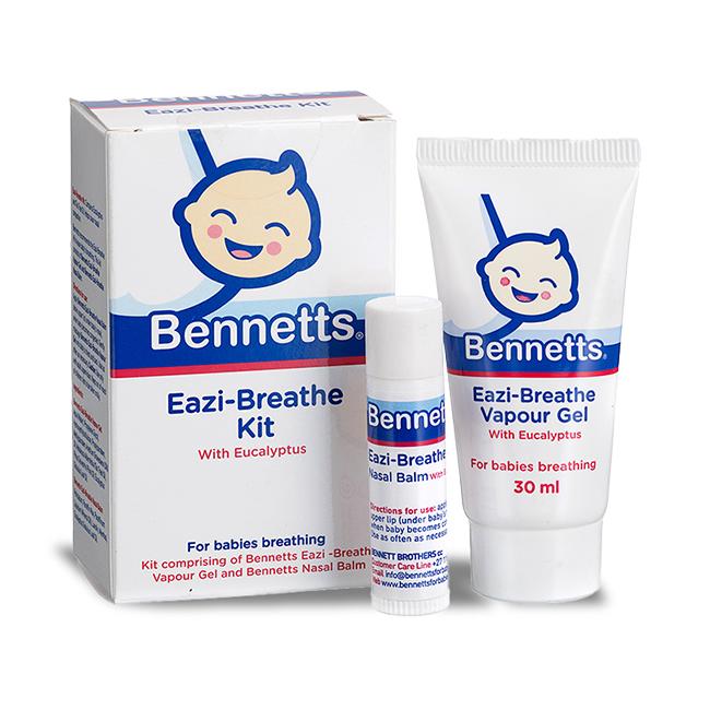 Bennetts® Eazi Breathe Kit