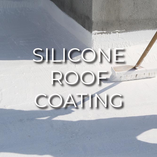 Tredegar Construction installs silicone roof coatings in the Richmond metro area
