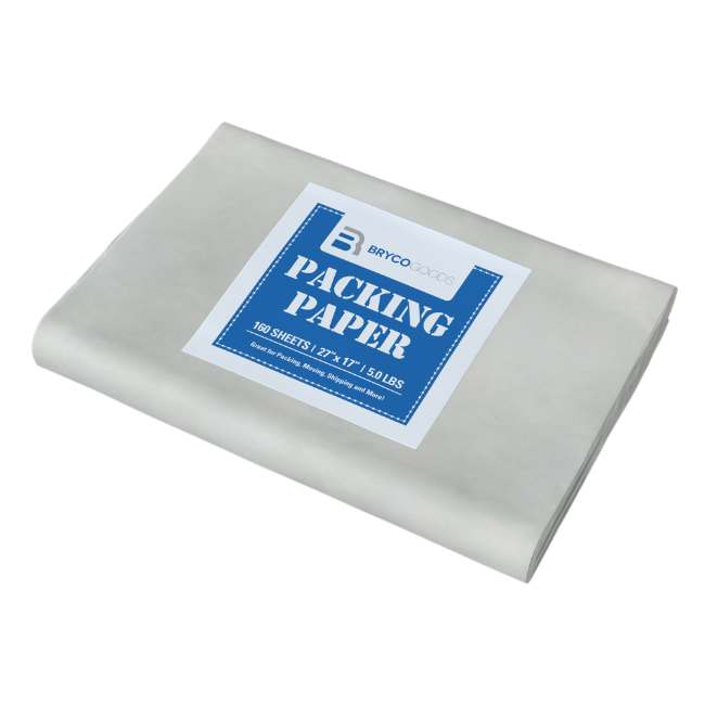 320 Sheets of Newsprint Paper - Must Have in Your Moving Supplies - Made in USA