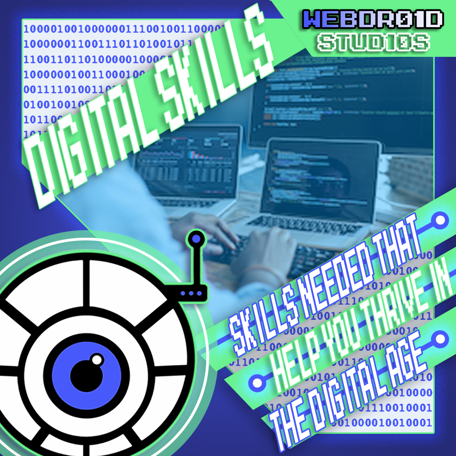 Skills Needed to Thrive in the Digital Age