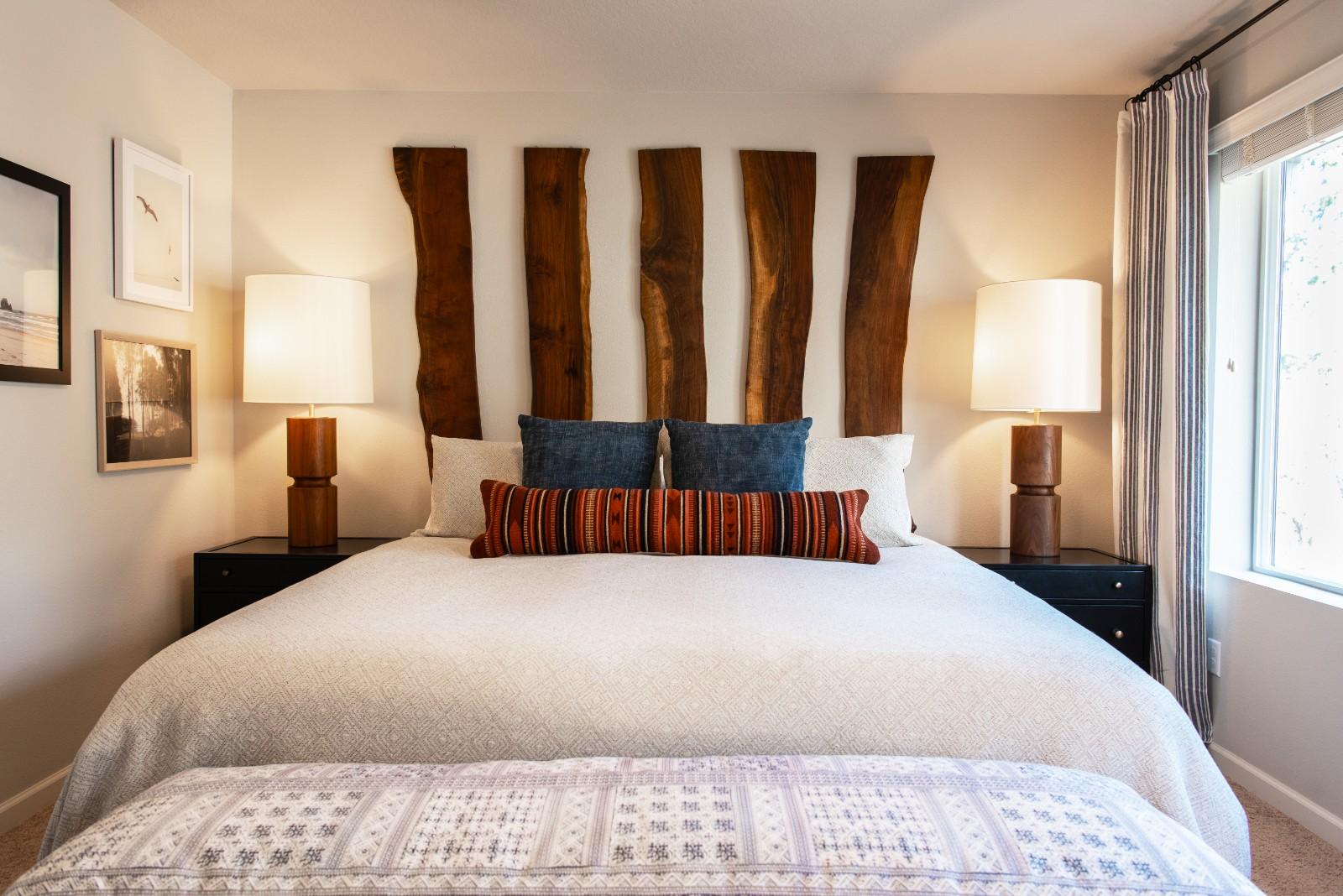 Happy Valley Bedroom