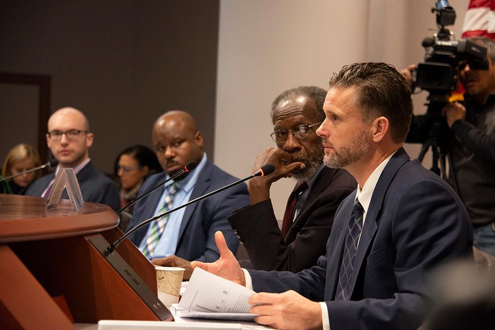 The Racial Profiling Prohibition Project Advisory Board.