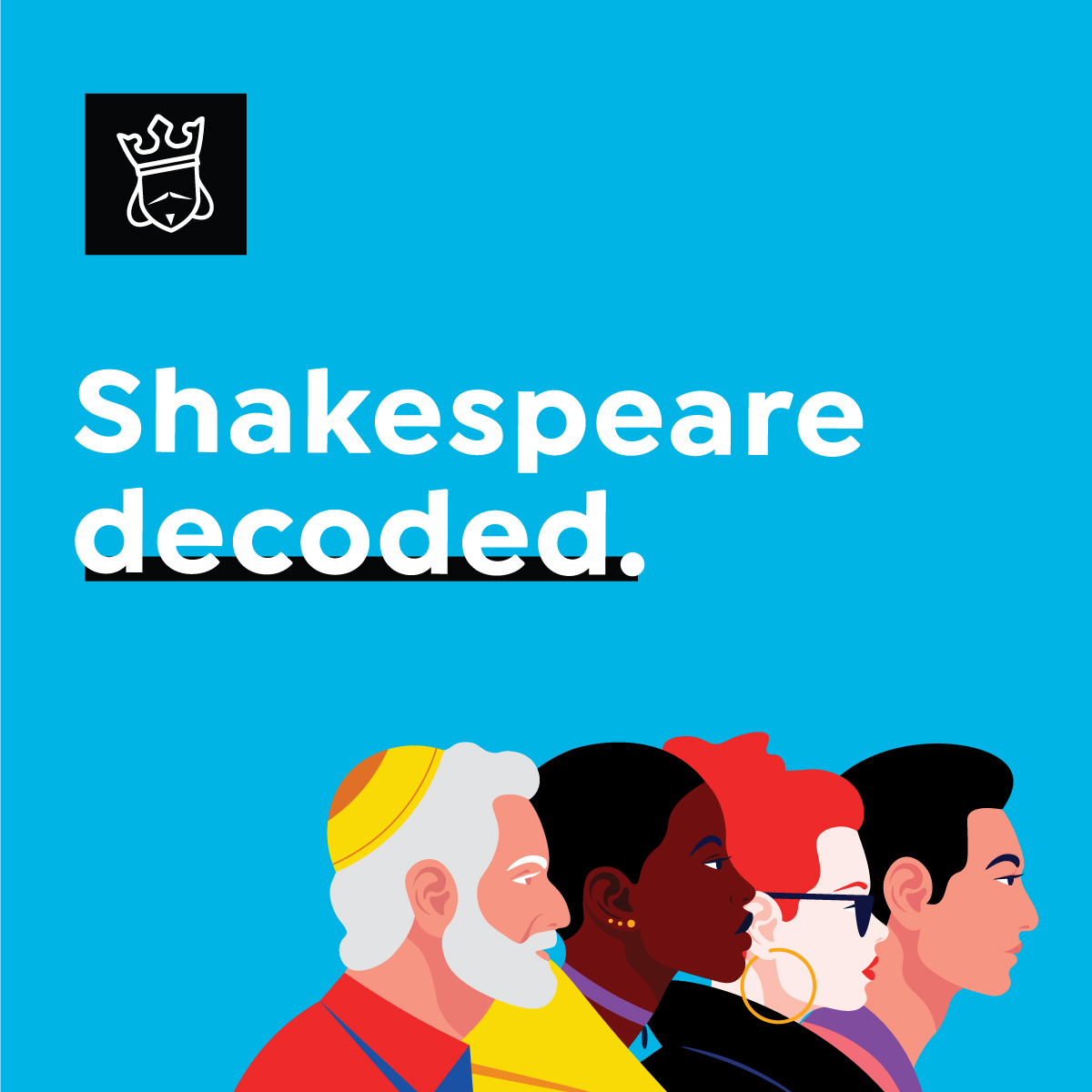 Shakespeare Decoded Podcast