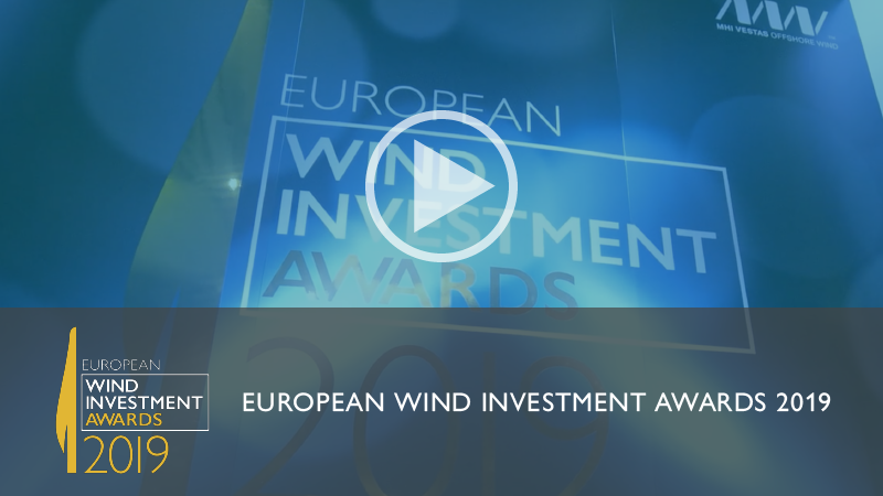 European Wind Investment Awards 2019