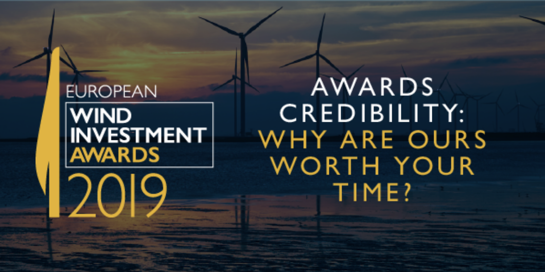 Awards credibility: Why are ours worth your time?