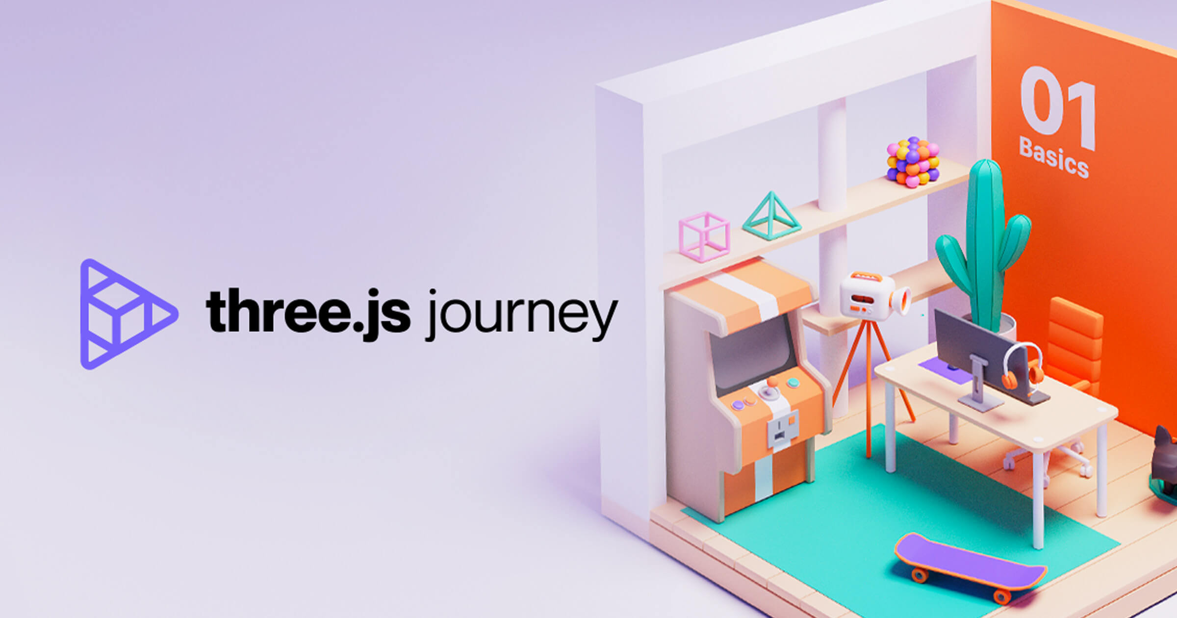 Three.js Journey