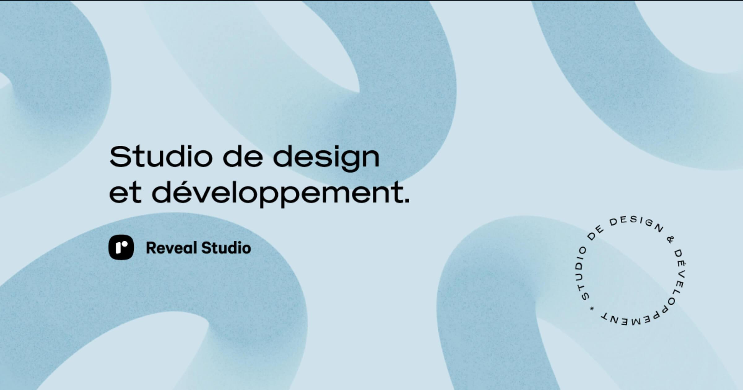 Reveal Studio