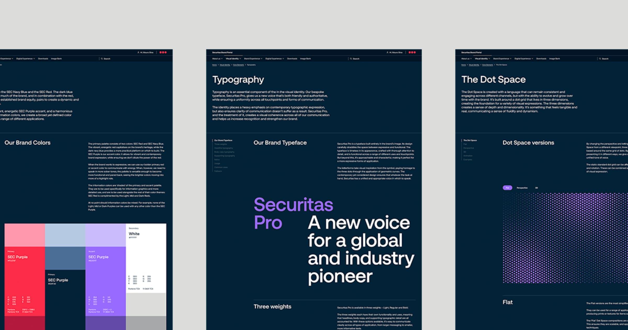 Securitas Brand Portal