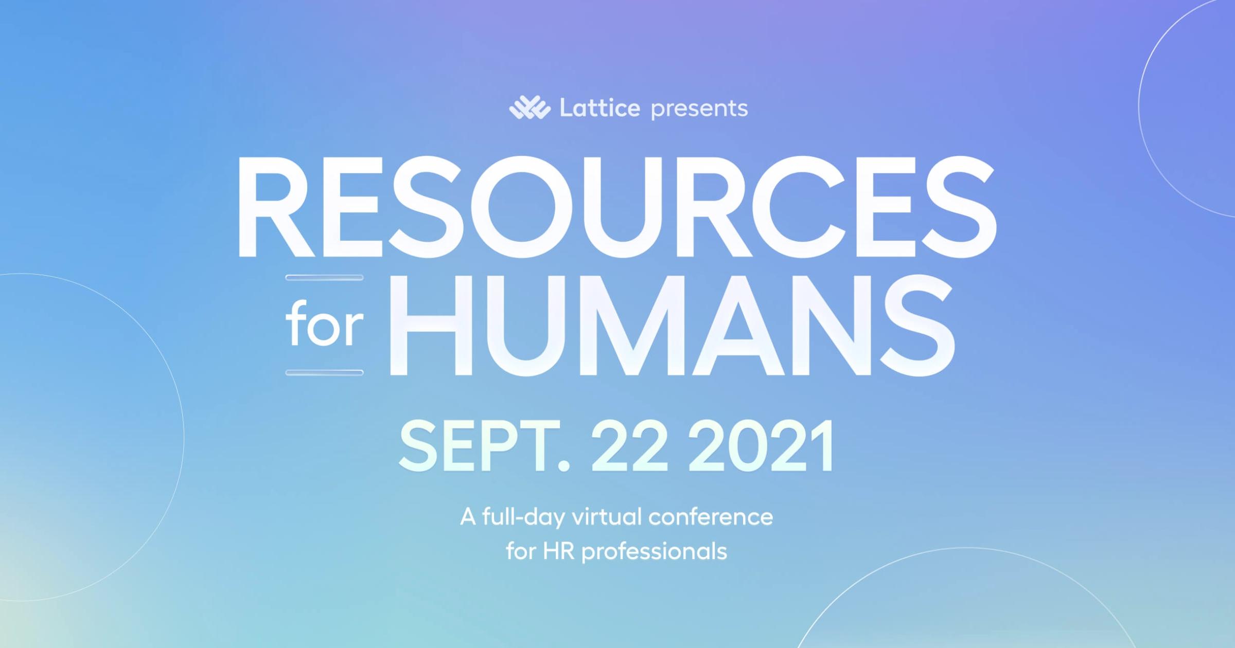 RfH Virtual Conference