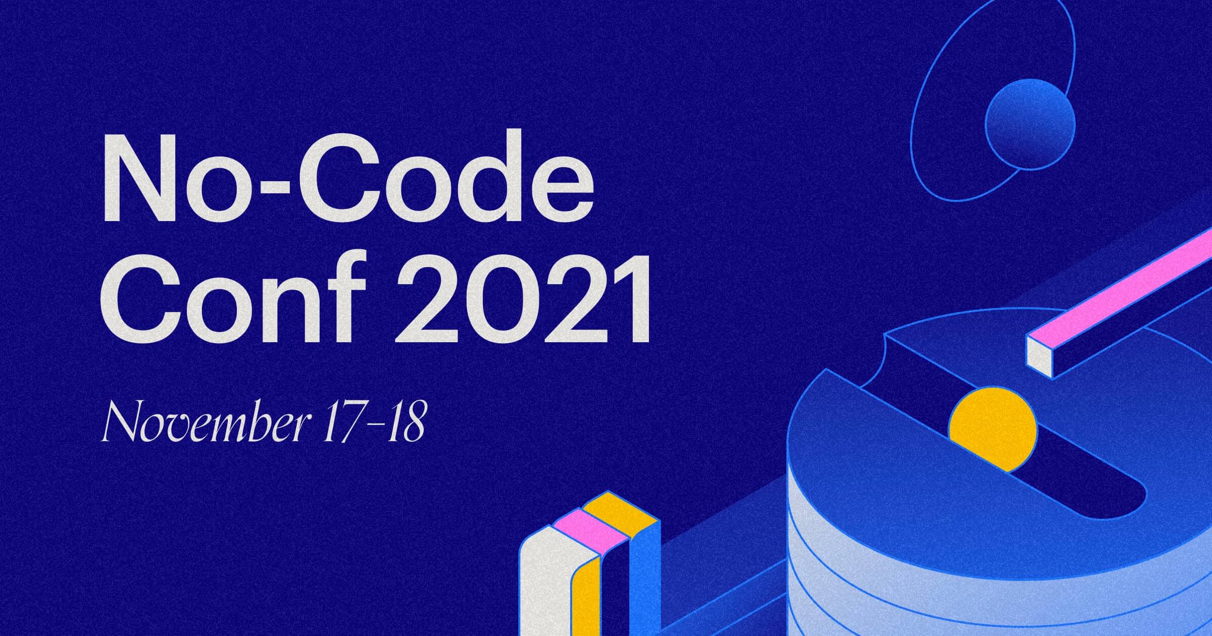 No-Code Conf 2021