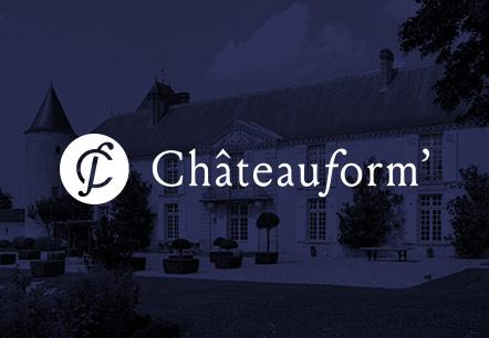 catalogue produit interactif Chateauform