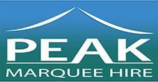 Peak Marquee Hire Logo