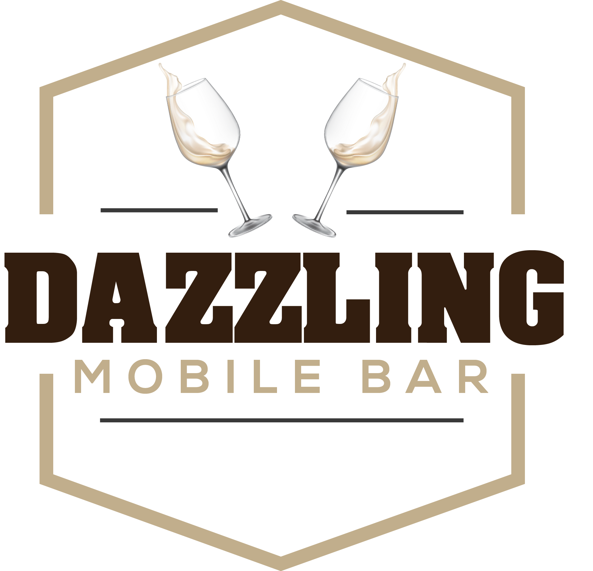 Dazzling Mobile Bar Icon