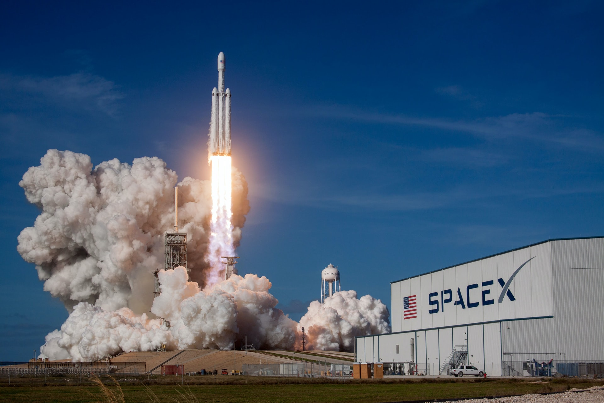 How far will SpaceX go?