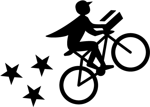 Postmates logo.