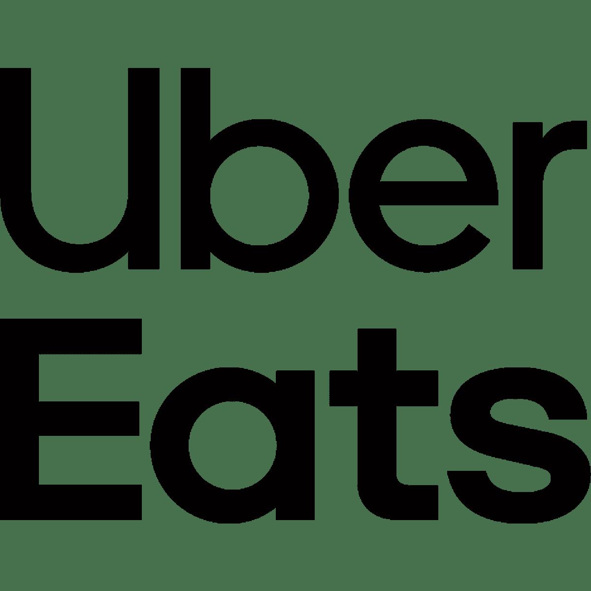 UberEats logo.