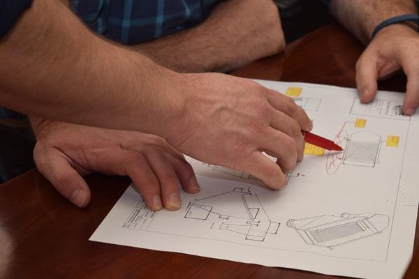 Engineering project design