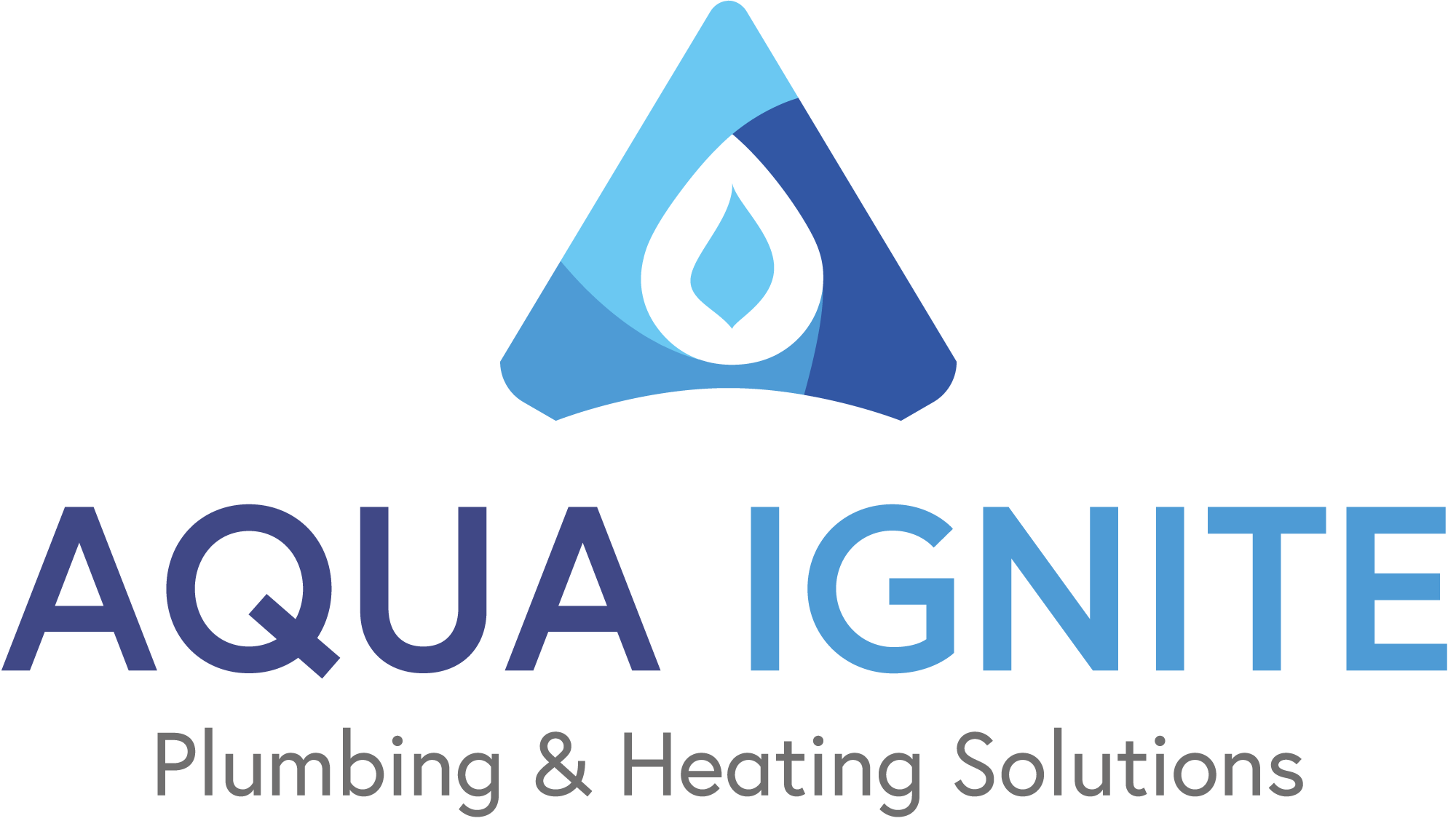 Aqua Ignite Plumbing and Heating Solutions - Logo