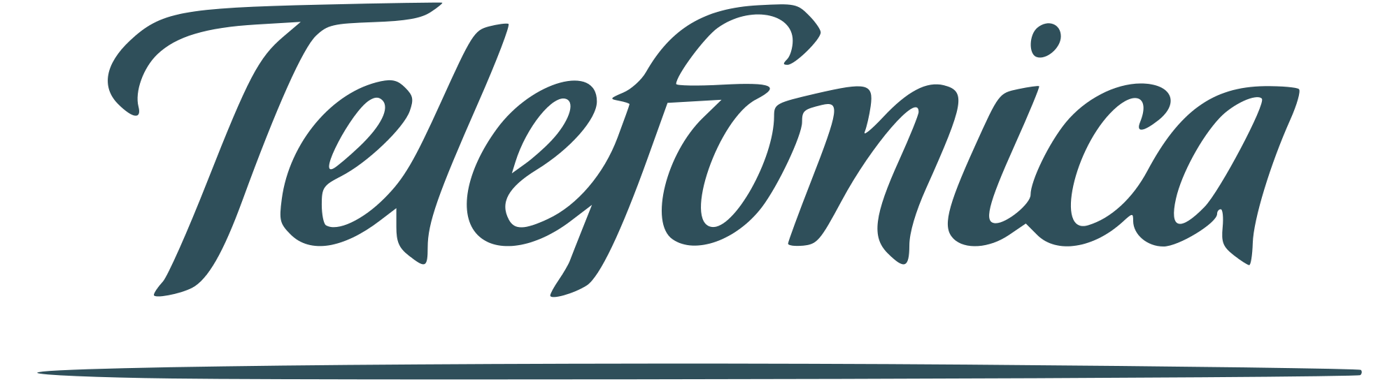 Telefónica. Global Incubator's clients.