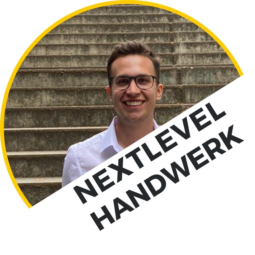 Nextlevel Handwerk Stefan Höchenberger Webseiten für Handwerker fuer SEO Suchmaschinenoptimierung bessere Kunden bessere mehr Mitarbeiter für Handwerker Unternehmen Mission Mittelstand