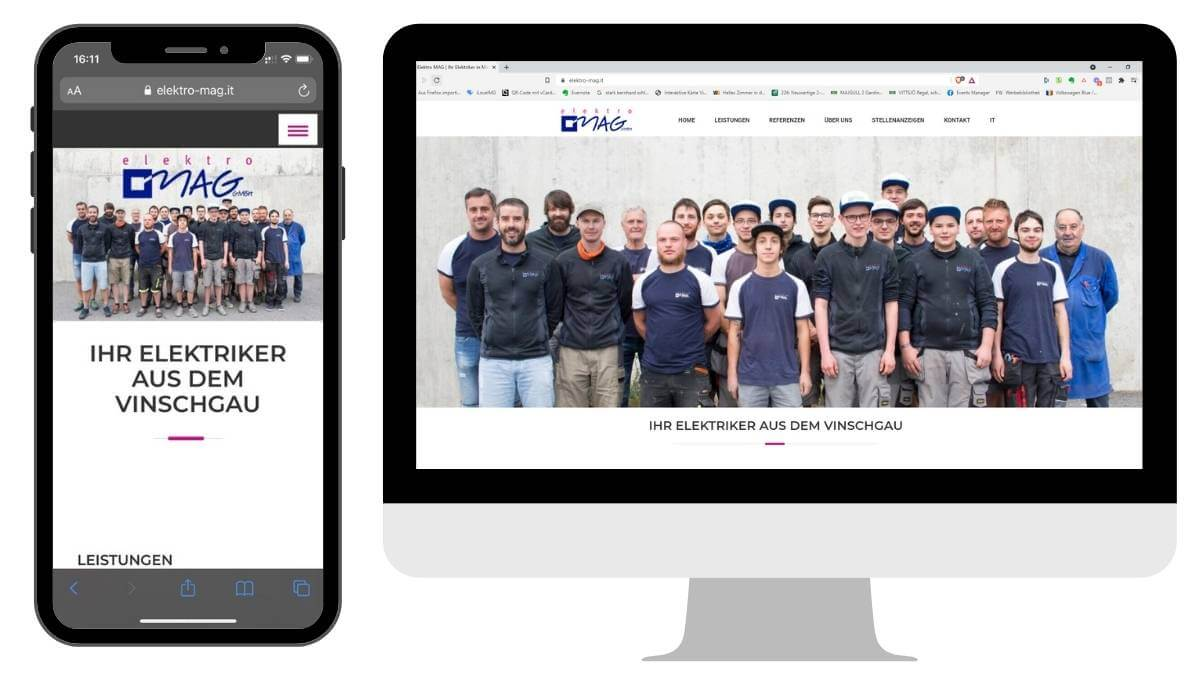 elekreo mag referenz nextlevel handwerk internetseiten für handwerker seo webdesign werbeagentur