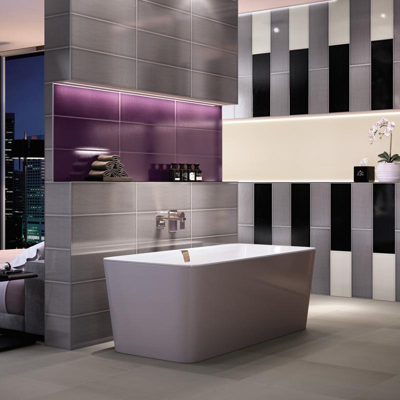 Bathroom interiors london
