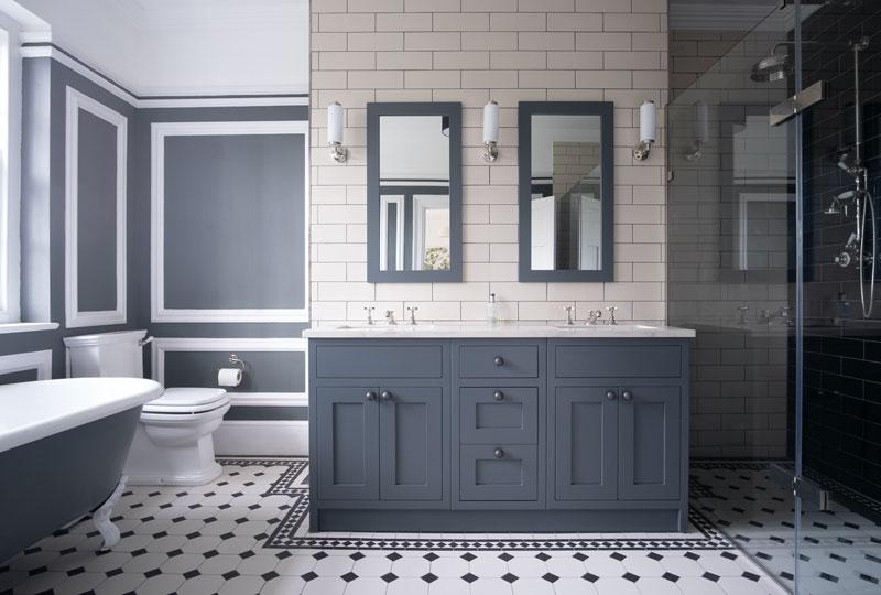 Bathroom interior in Kent