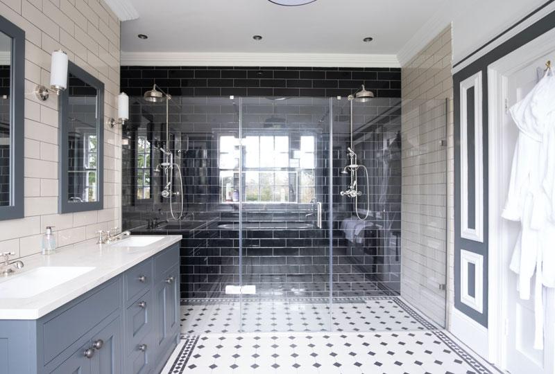 Shower Room Design in Kent