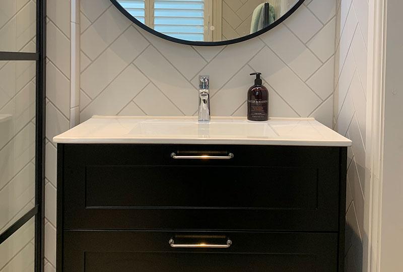 Bathroom design Beckenham