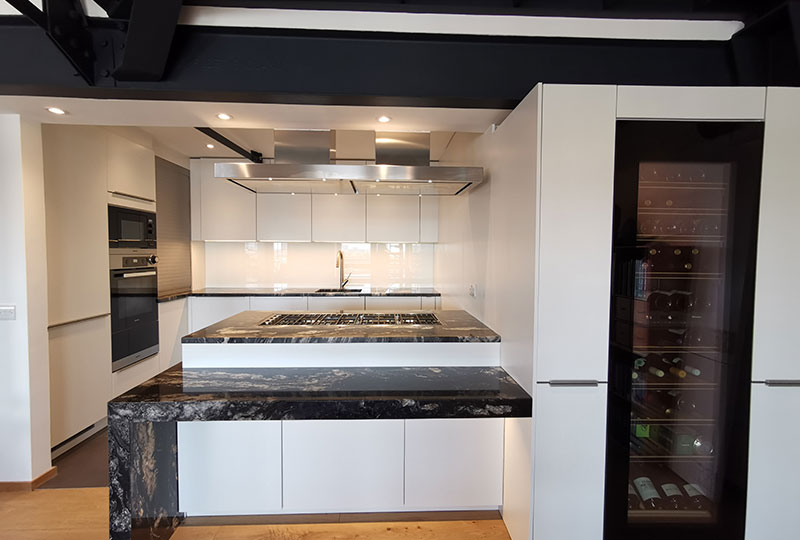 Kitchen design and installation Wapping London