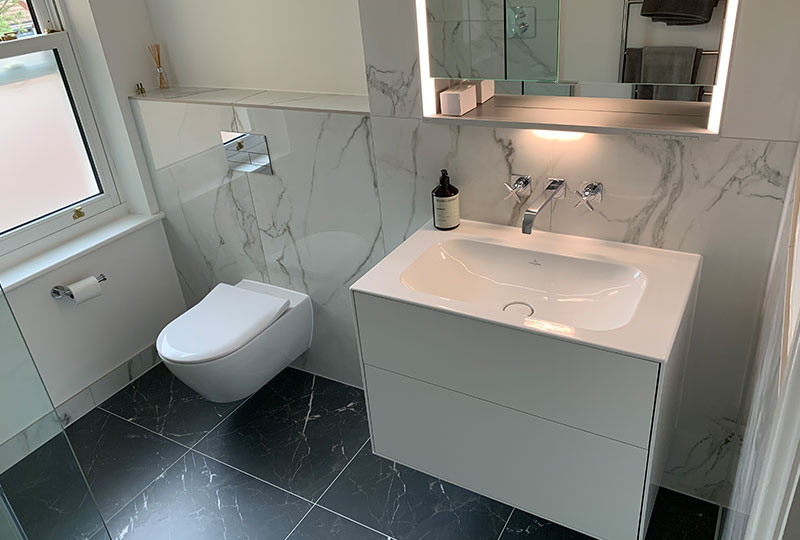 Ensuite design and Installation Bromley, London