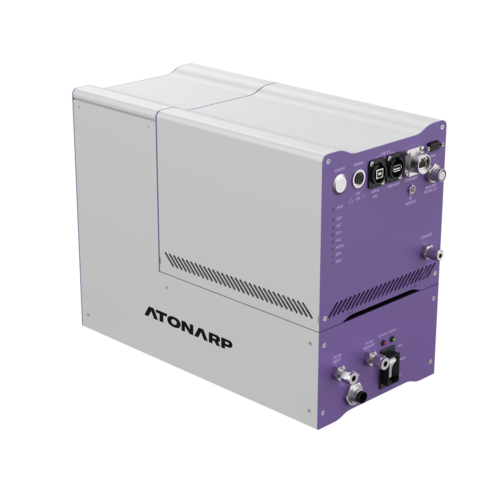 Photo of the LyoSentinel Machine