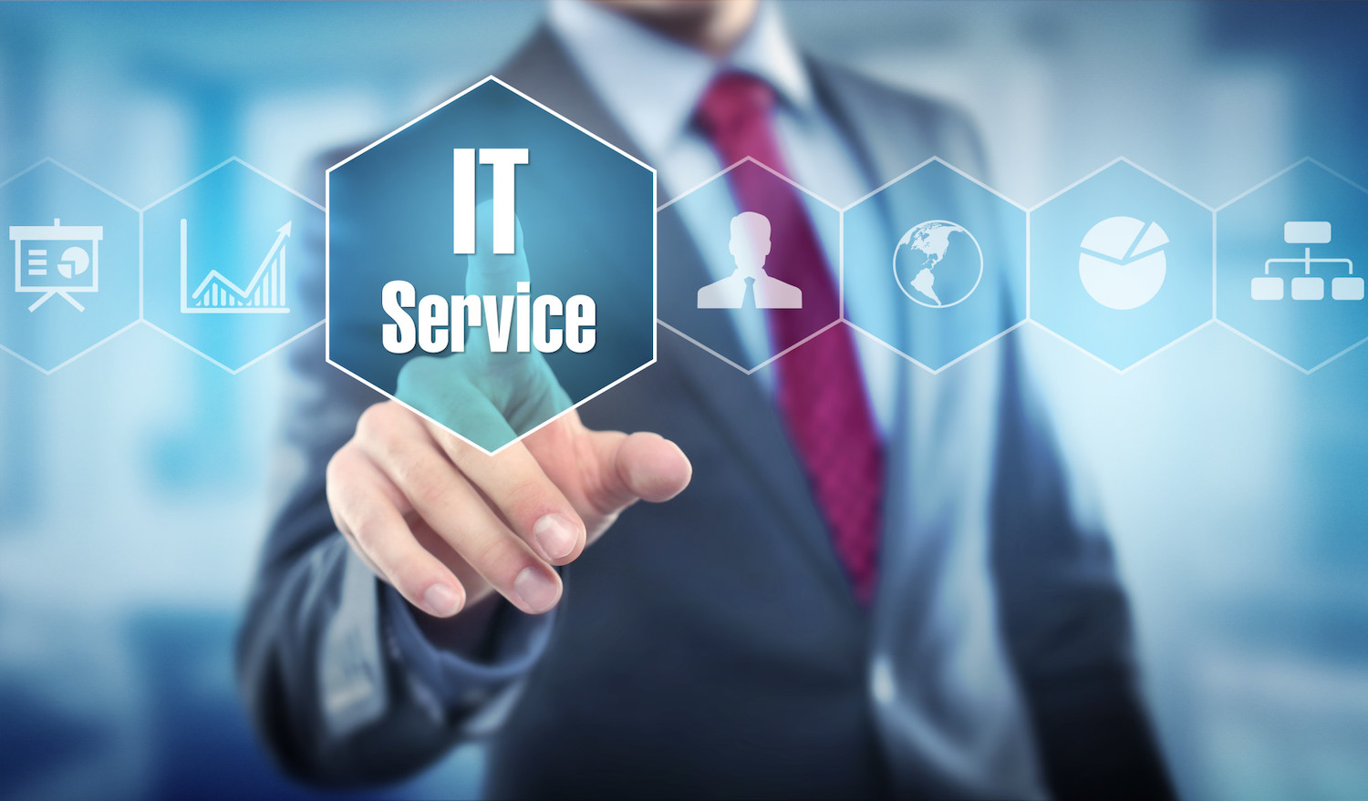 The Benefits of IT as a Service