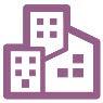 company control building outline icon - decoration