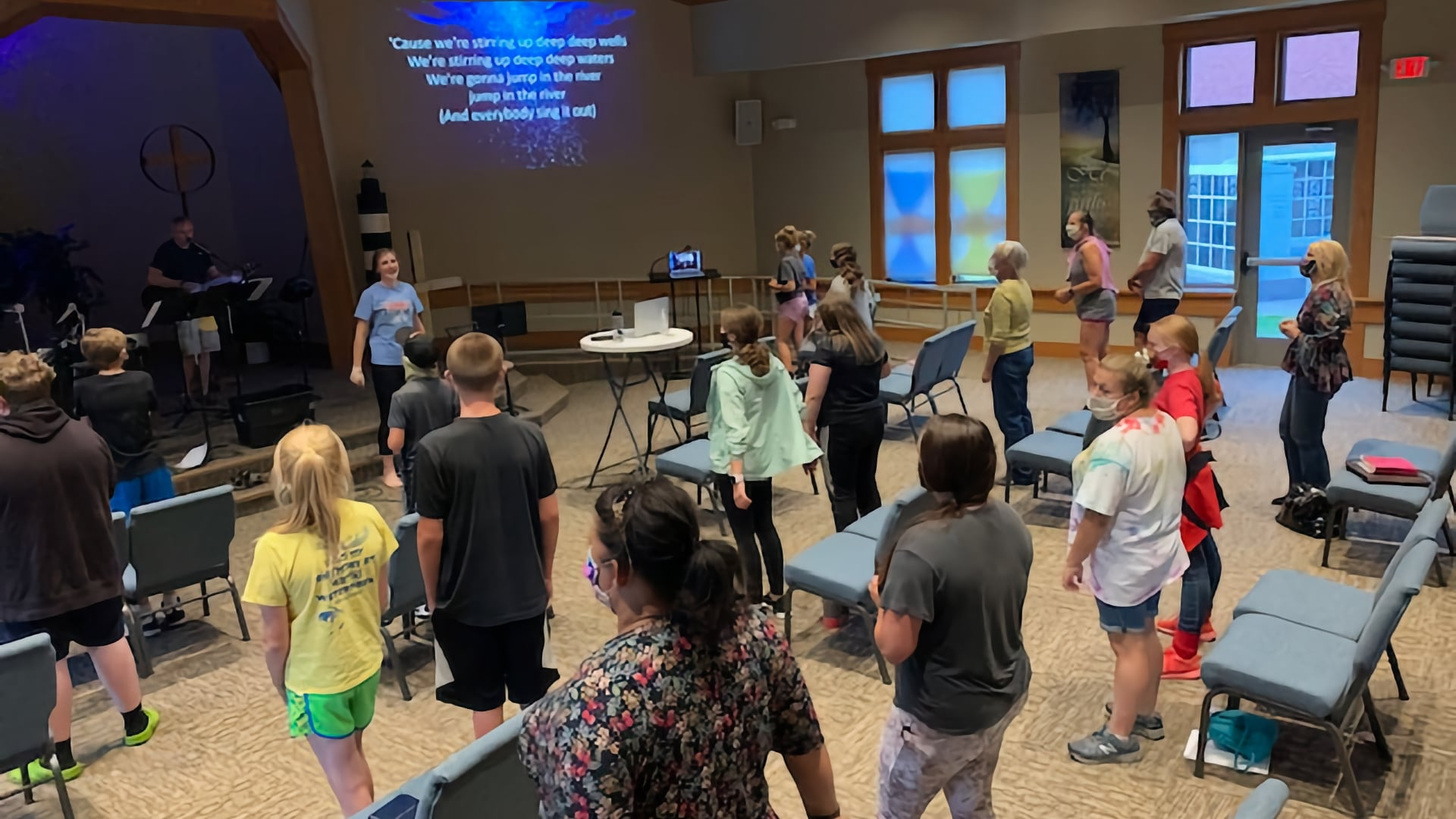 Olivet Youth Ministry in La Crosse, Wisconsin