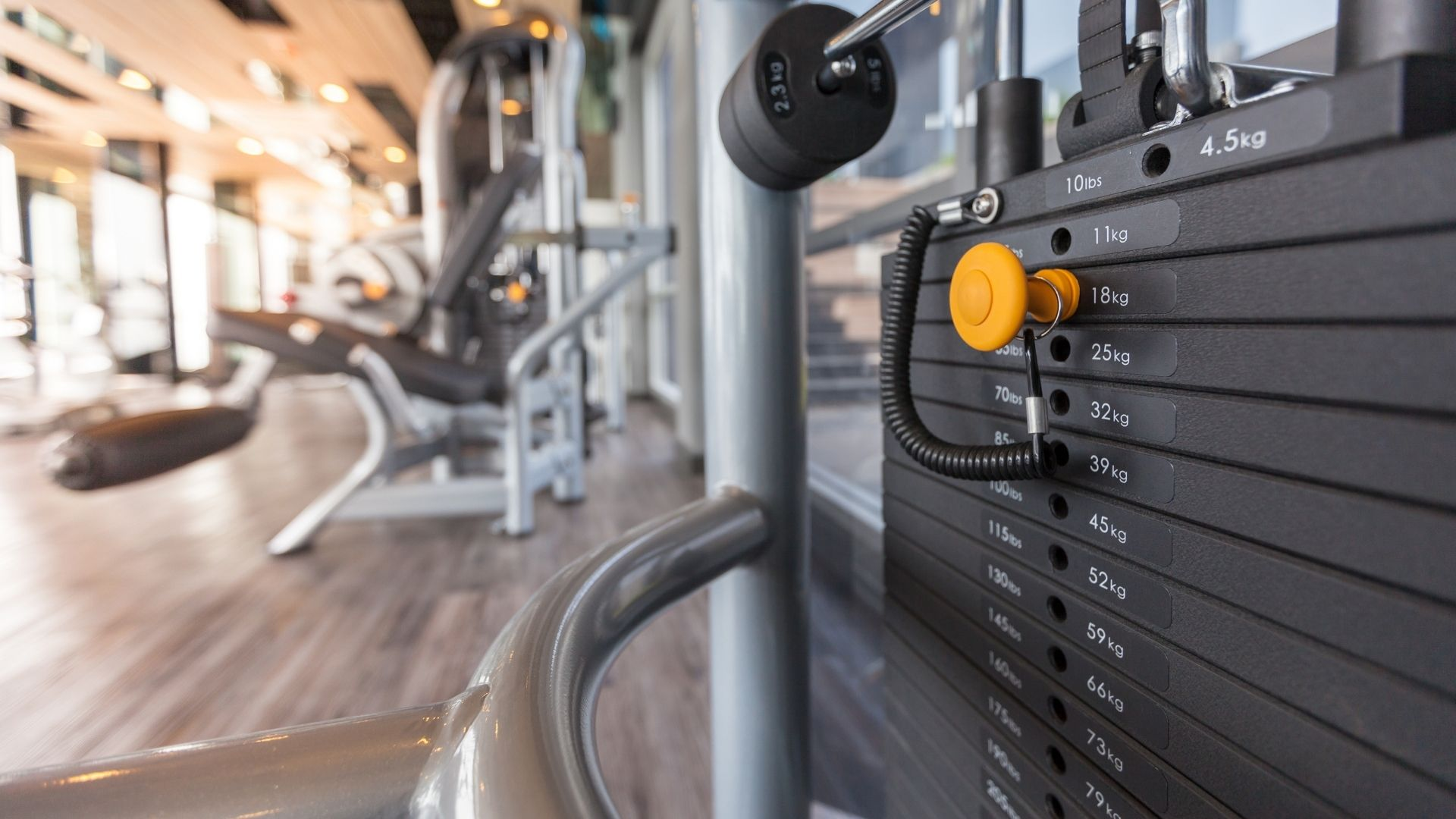 Gyms | ASIET Air Purifiers