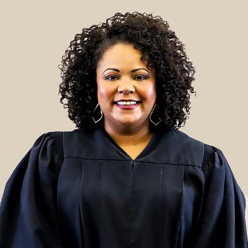 Judge Stephanie Huff
