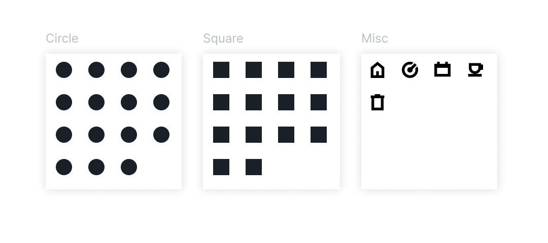 Organizing your icons