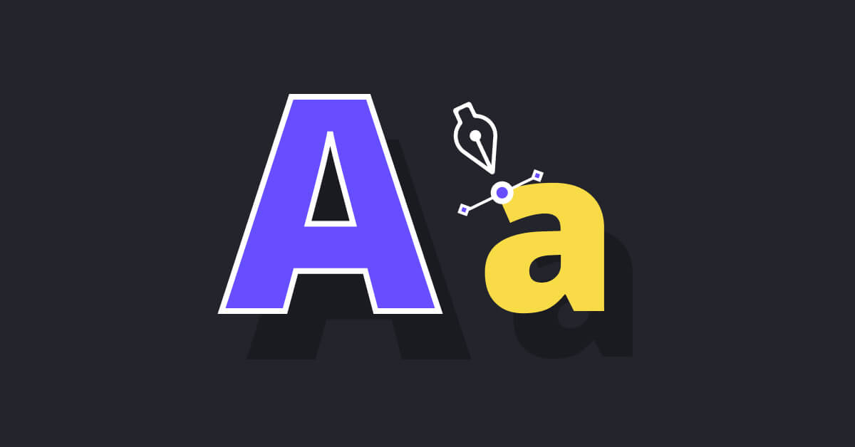 Introduction to typefaces & fonts