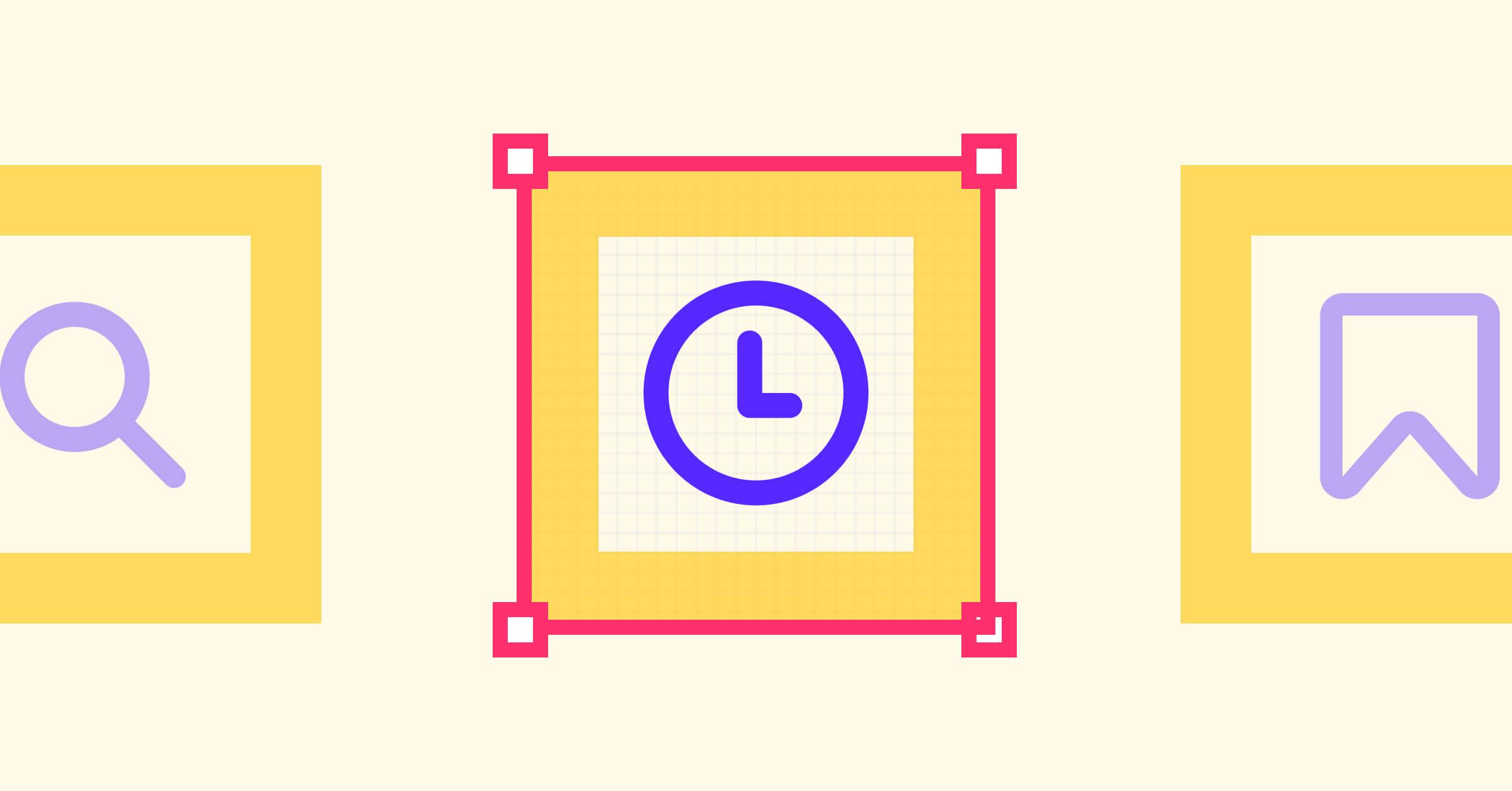 Understanding icons in UI design