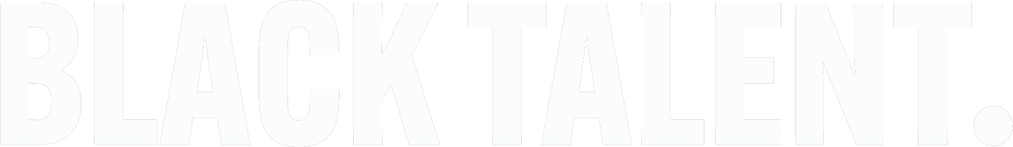 Black Talent logo