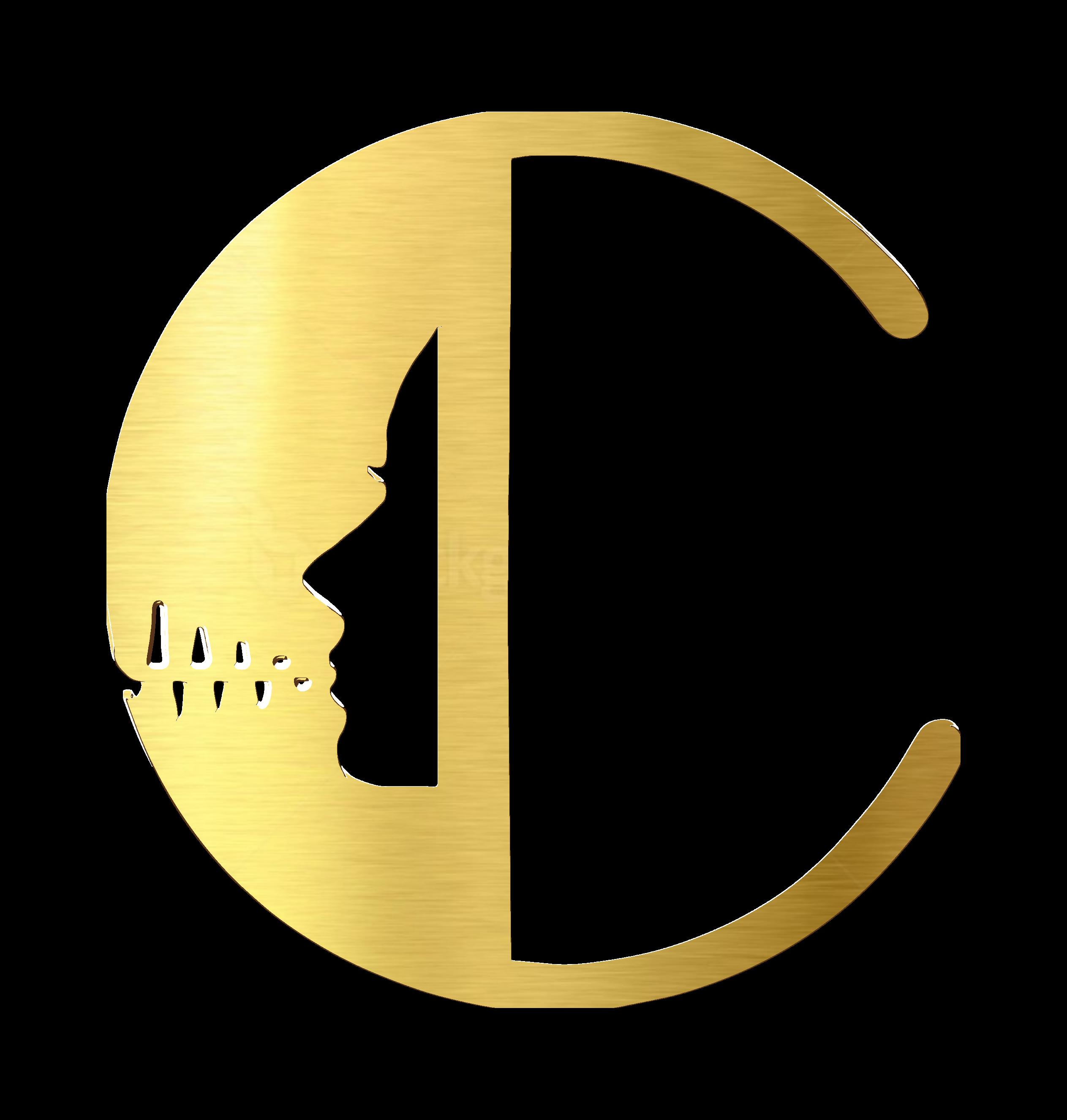 C als Logo. C steht für Claudia und für Conen.