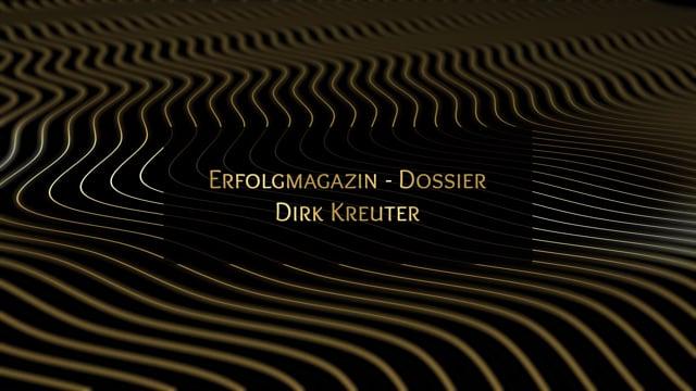 Erfolgmagazin Dirk Kreuter - Video Thumbnail