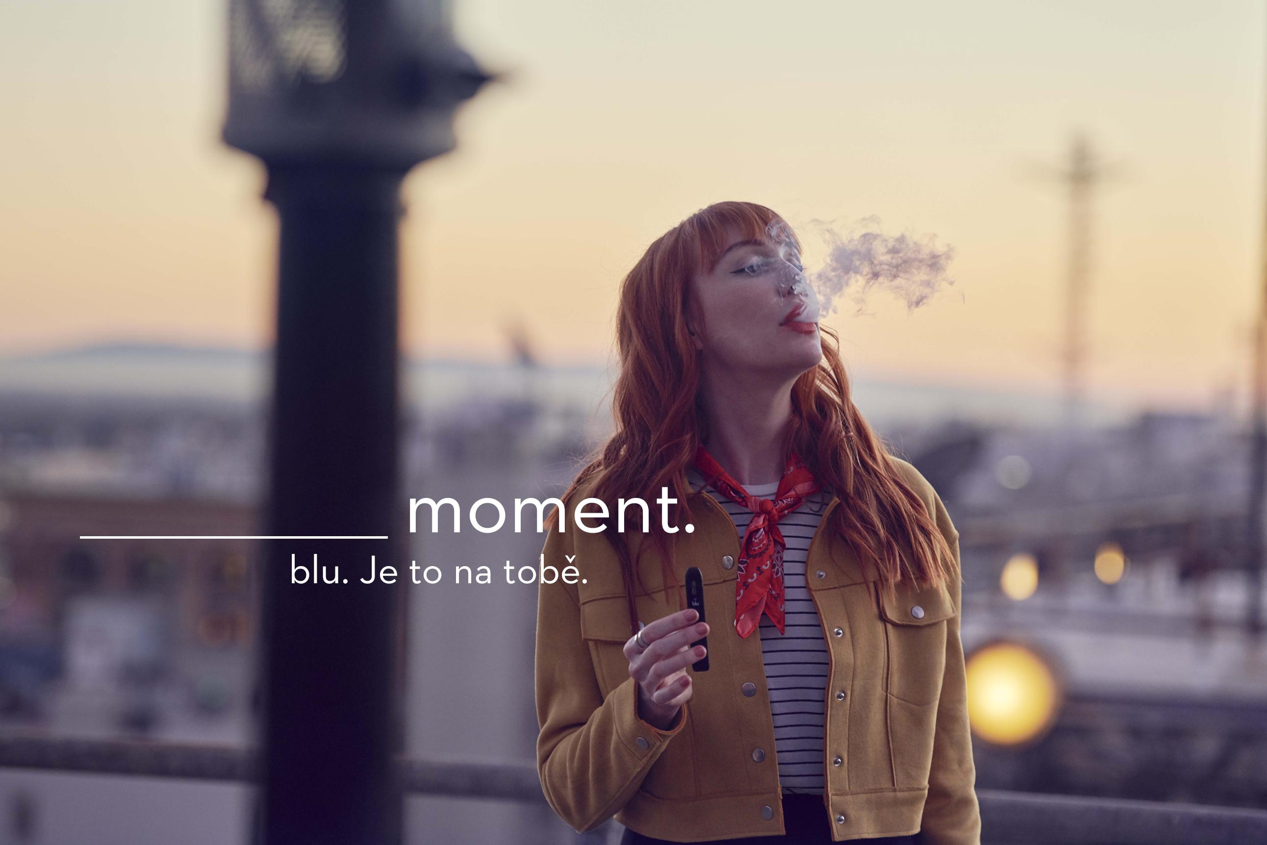 blu: Kreativní strategie na podporu brand image