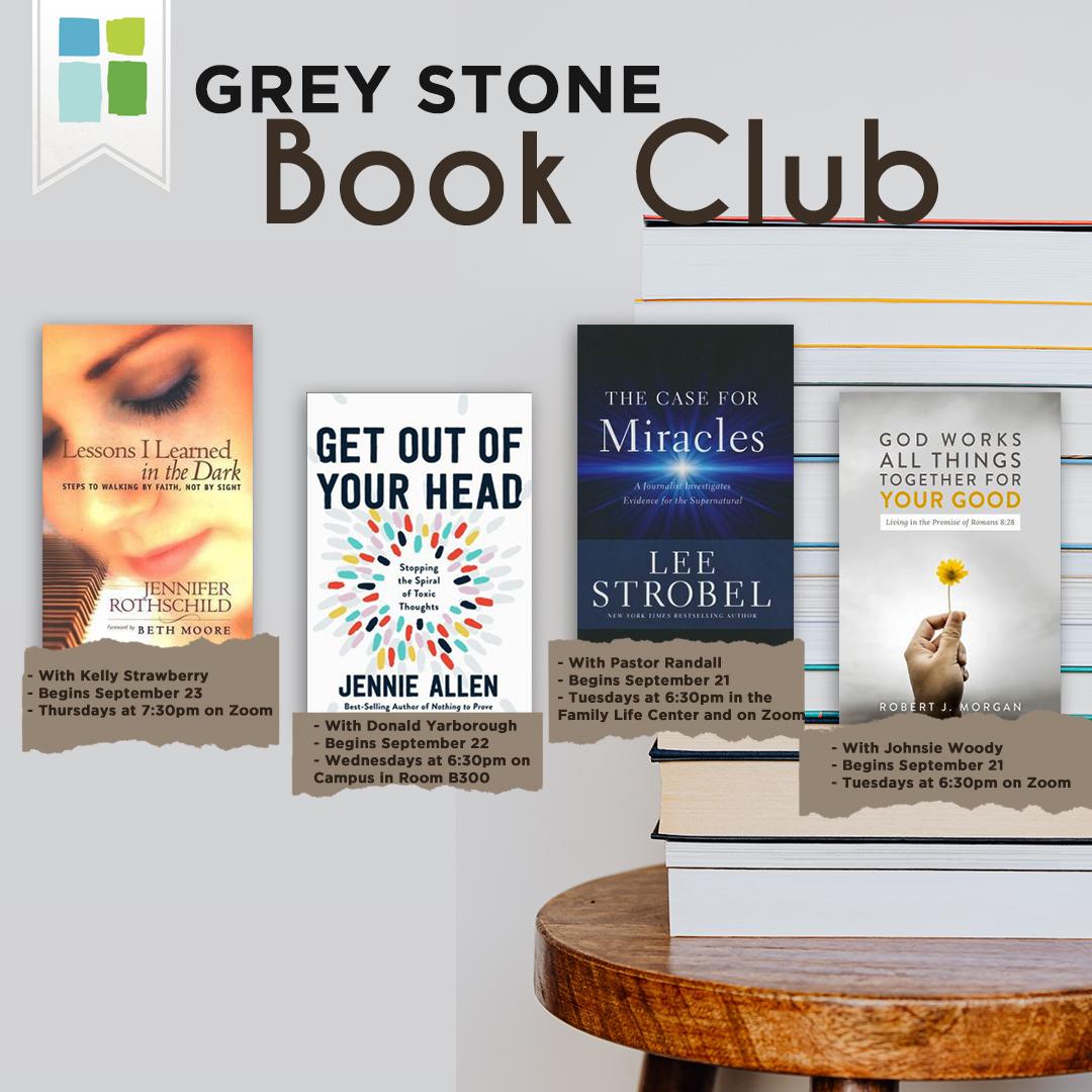 Greystone Book Club
