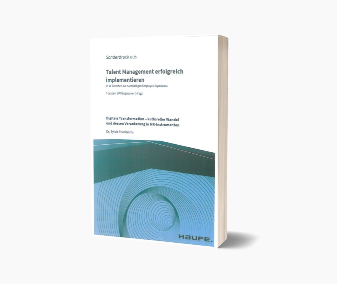 Talent Managment-Buchcover