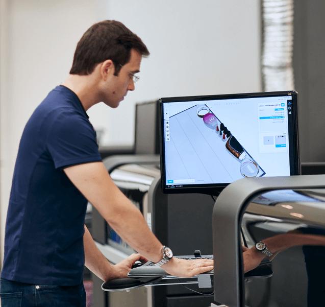 INKplant - Stratasys 3D Printer
