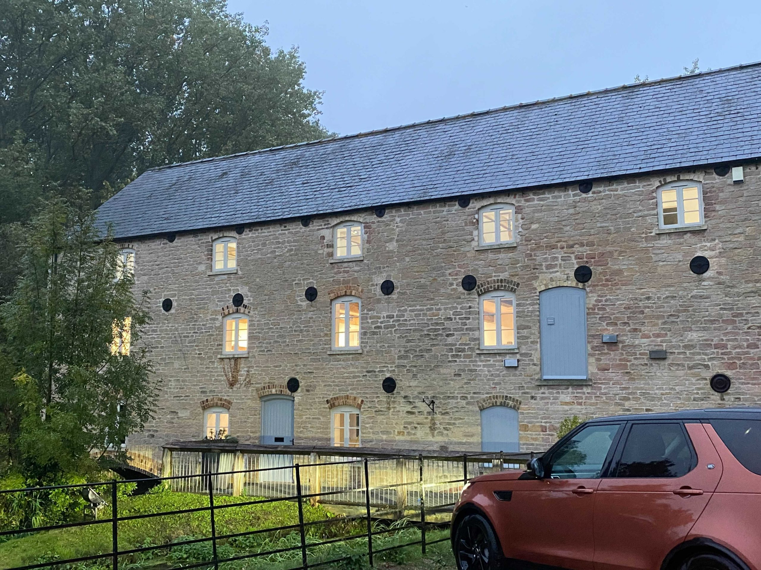 Warmington Mill is the new home of Meet Hugo