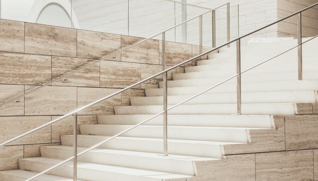 passgenaue Fertigung von Stufen