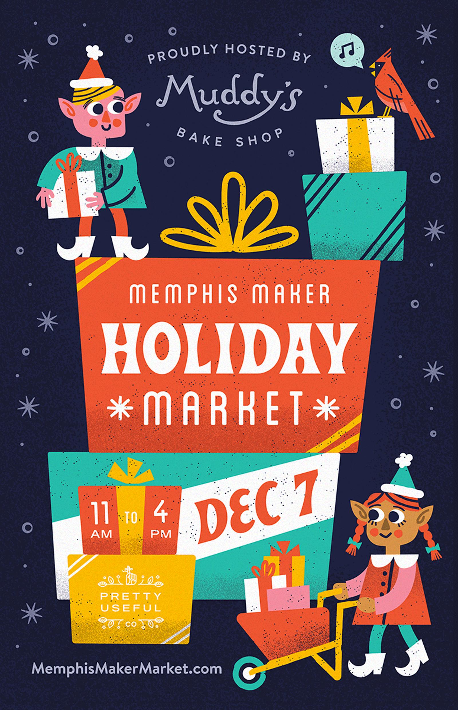 Memphis Maker Market 2019